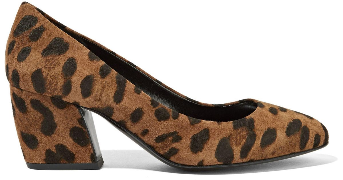 browse sale online Pierre Hardy Suede Leopard Print Pumps cheapest price for sale FipxcfL1q