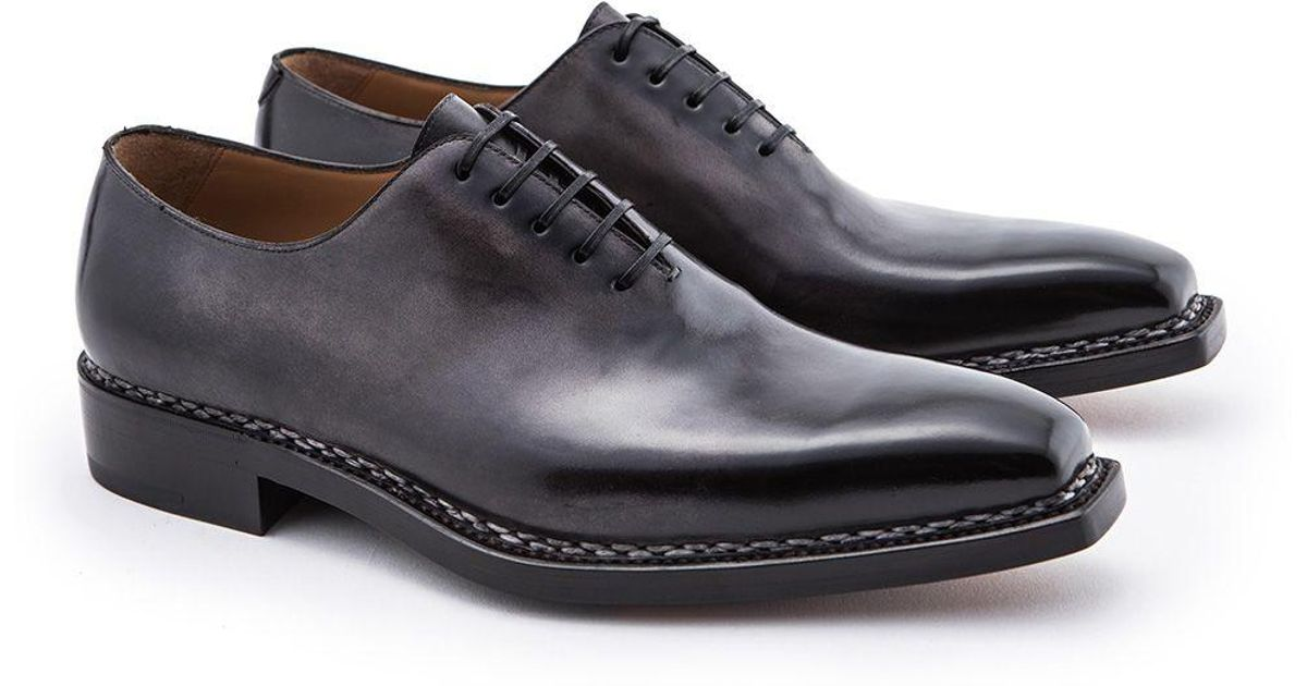 size 40 f6f6a 88335 paolo-scafora-black-Black-Square-Toe-Wholecut-Leather-Oxfords.jpeg