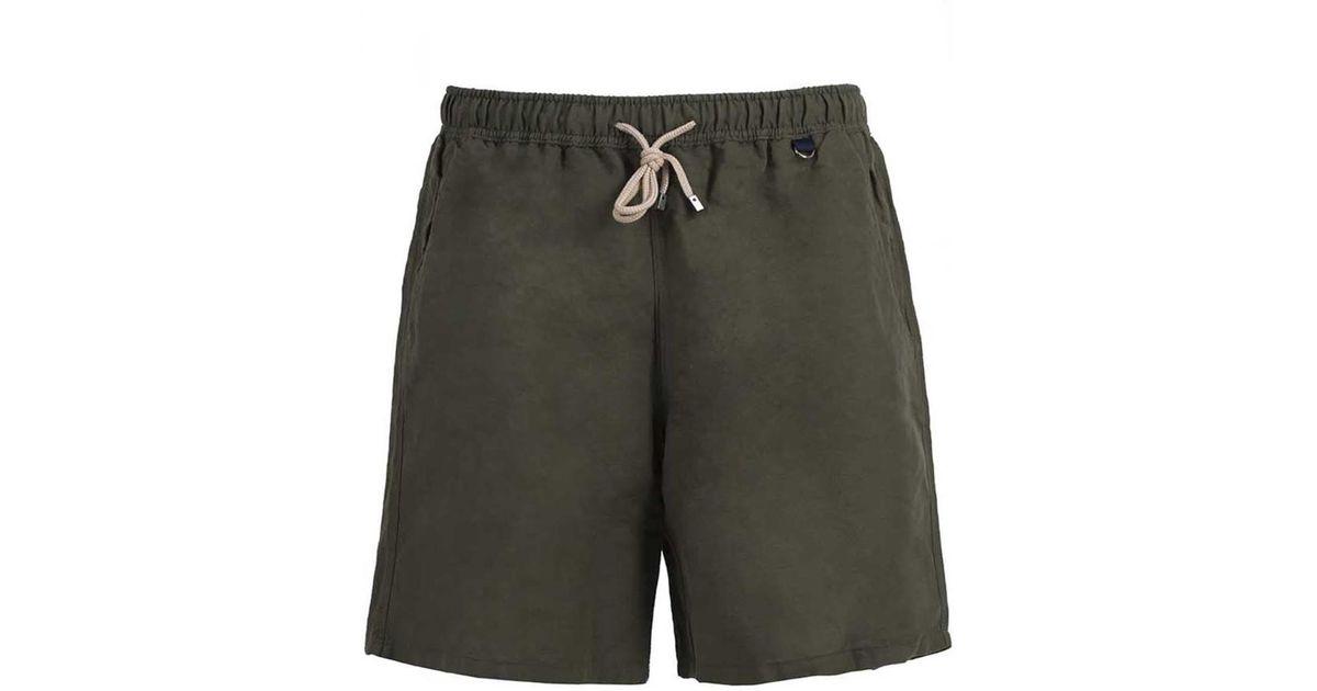For Sale Buy Authentic Online Great Deals Olive Swim Shorts Rubinacci Best Place Online Cheap Sale Buy For Sale Online Store STyJn