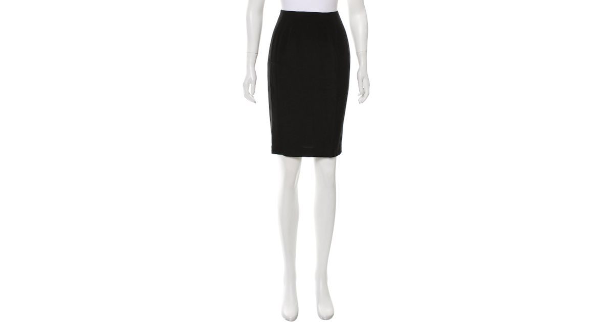 Magaschoni Knee-Length Pencil Skirt Cheap Sale Sast Discount Extremely Cheap Sale Top Quality Cheap Sale Explore Countdown Package ltiZsY1luB
