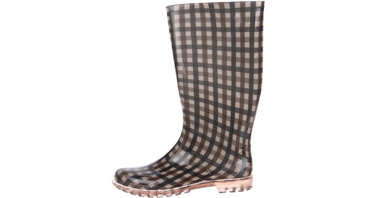 Aquascutum Rubber Rain Boots cheap sale finishline Y2L1p