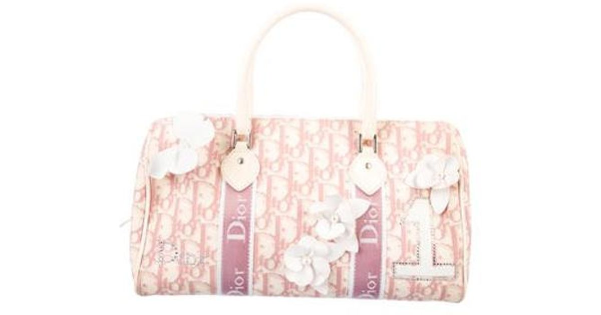 8aced7359701 Lyst dior diorissimo girly boston bag pink in metallic jpg 1200x630 Dior  beige bag girly pictures