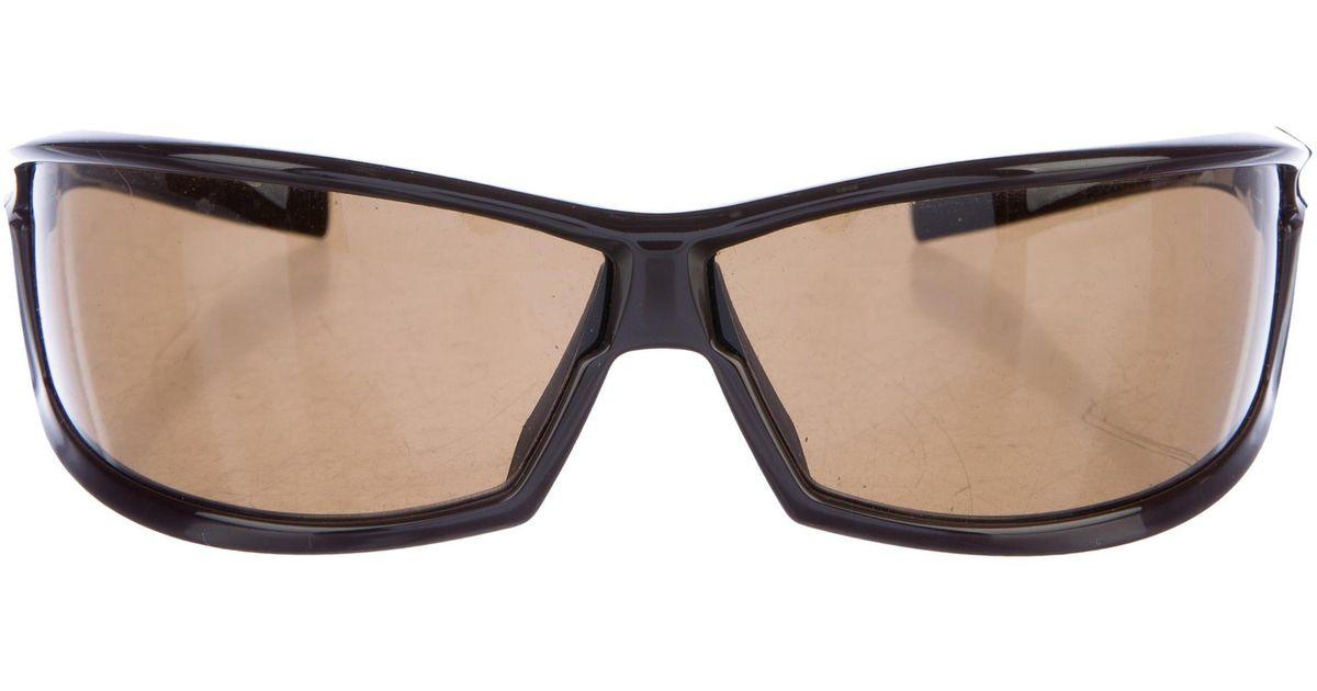 5b76f4c0e023 Lyst - Louis Vuitton America s Cup Sunglasses Brown in Brown