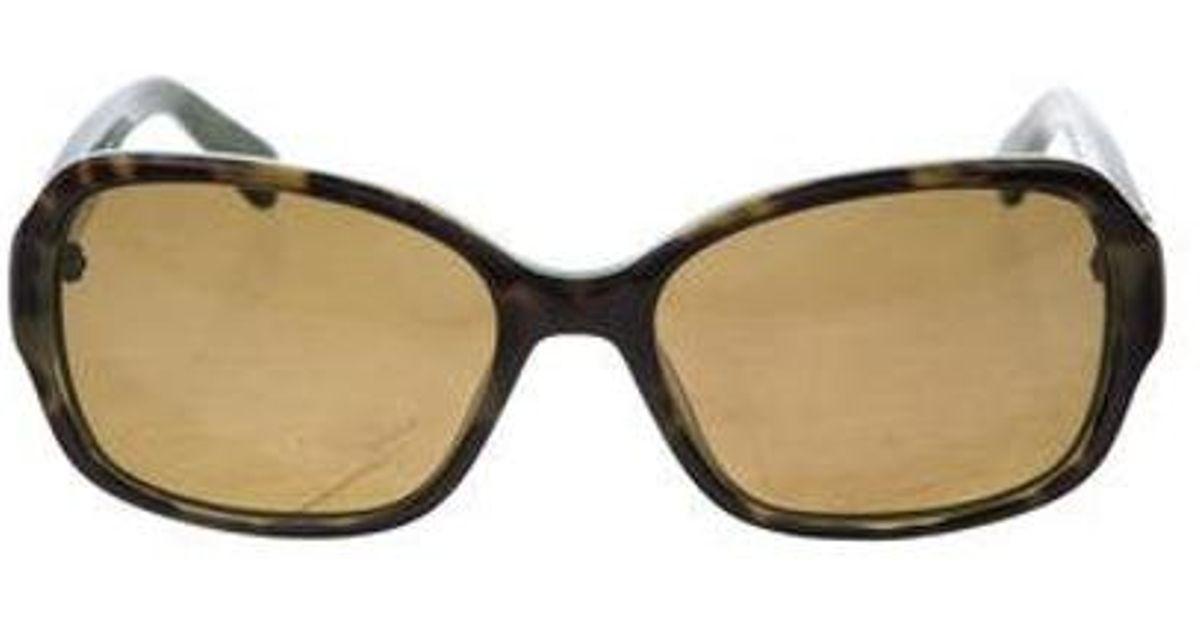 1f4eff810a809 Lyst - Kate Spade Akira Square Sunglasses in Brown