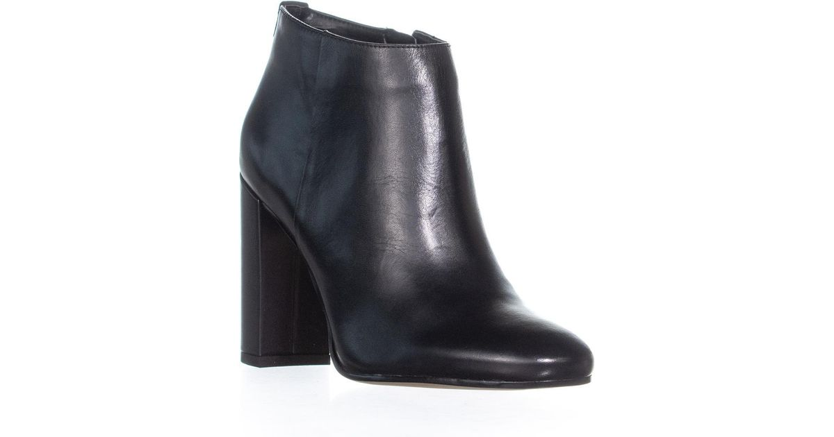 f9f91748a Lyst - Sam Edelman Cambell Ankle Booties in Black
