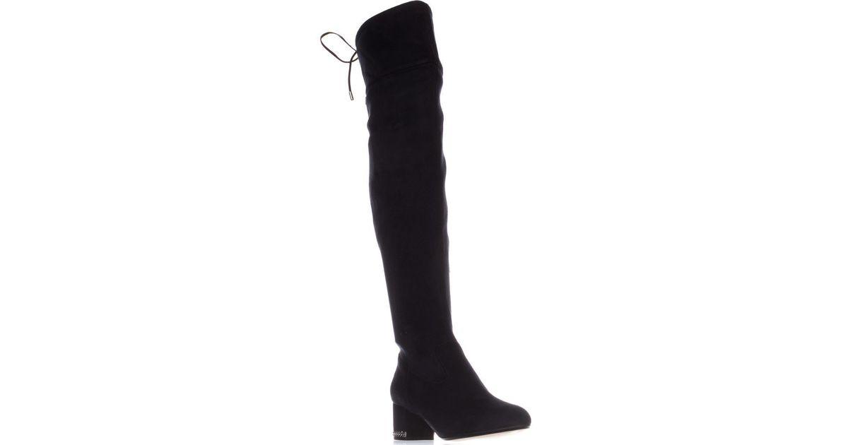 0df2ed25773 Lyst - Michael Kors Michael Jamie Mid Fashion Boots in Black