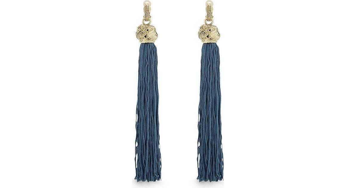 loulou tassel earrings Saint Laurent zTtCADxT