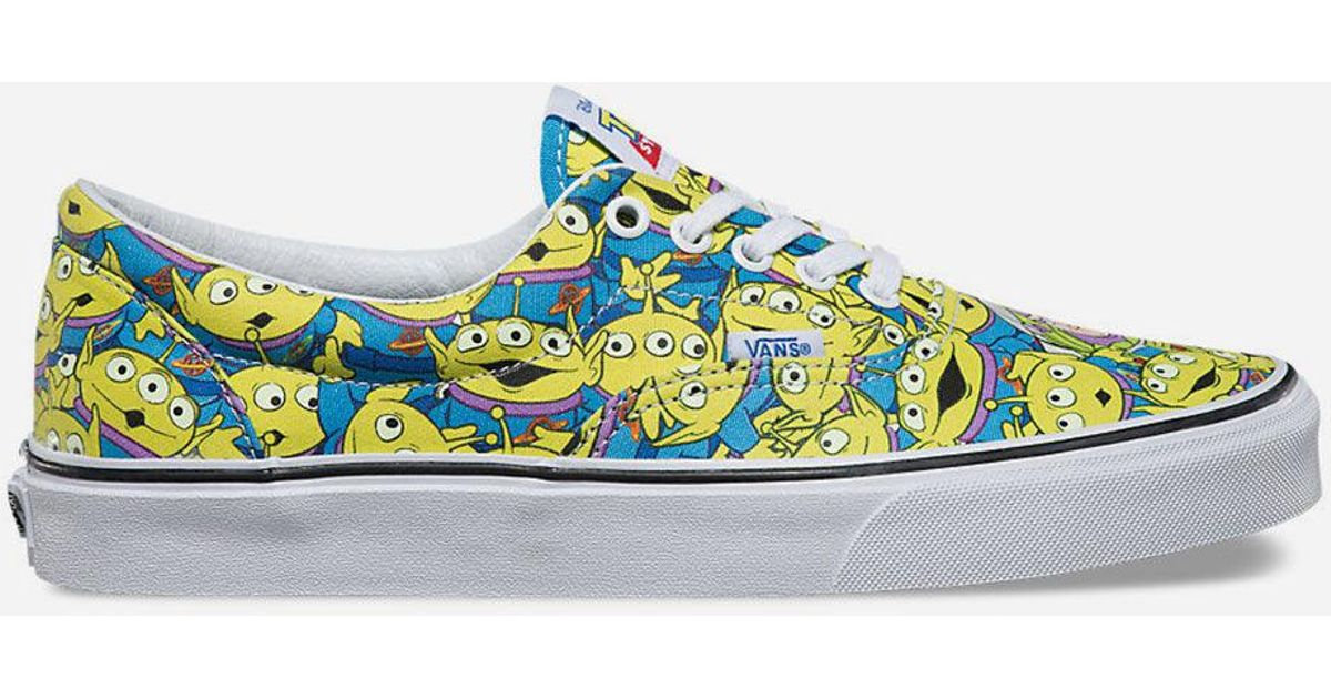 91553f6f49 Lyst - Vans X Toy Story Aliens Era Shoes