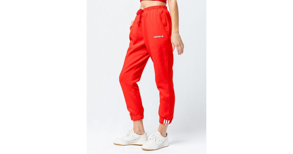9c74ef2c55d35 Red Adidas Pants – Fashionsneakers.club