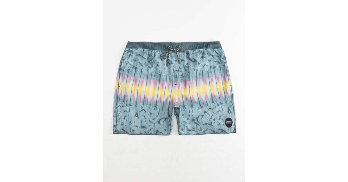 88be901978e5c Lyst - O'neill Sportswear Hodge Podge Mens Swim Trunks in Blue for Men
