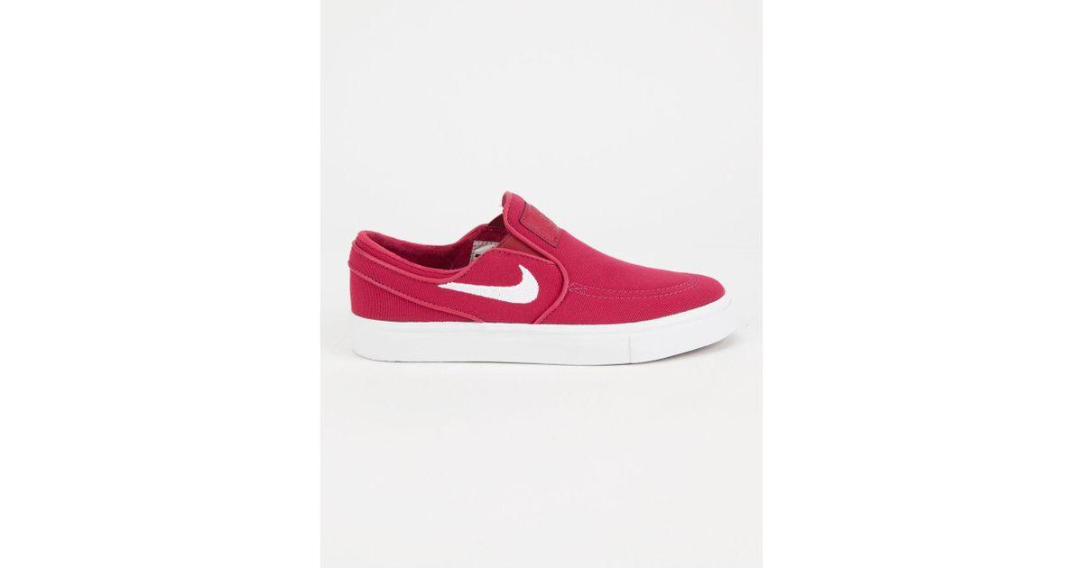 1c7fc1e2b nike-WINE-Sb-Zoom-Stefan-Janoski-Slip-on-Canvas-Womens-Shoes.jpeg