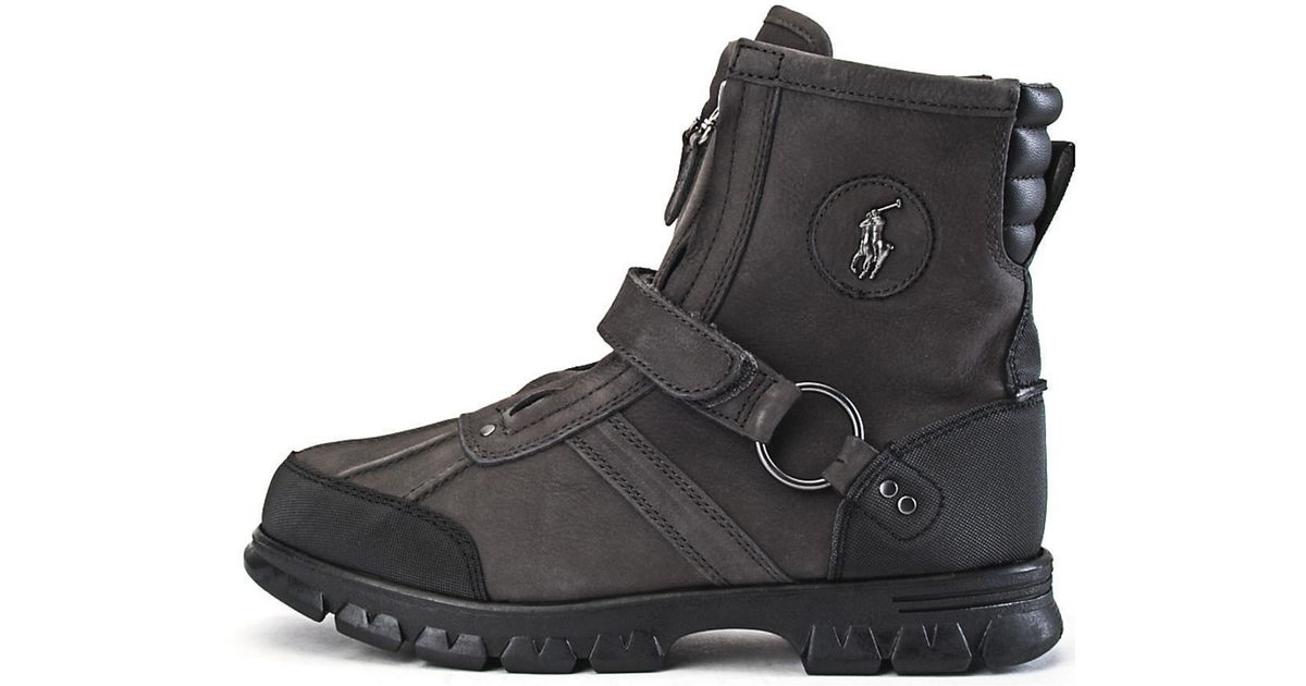 80693e449a Lyst - Polo Ralph Lauren Casual Rugged Boot Conquest Iii in Gray for Men
