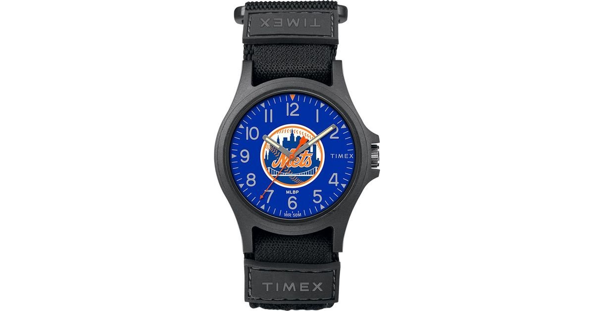 179db2b2 Timex - Watch Pride New York Mets Black/other for Men - Lyst