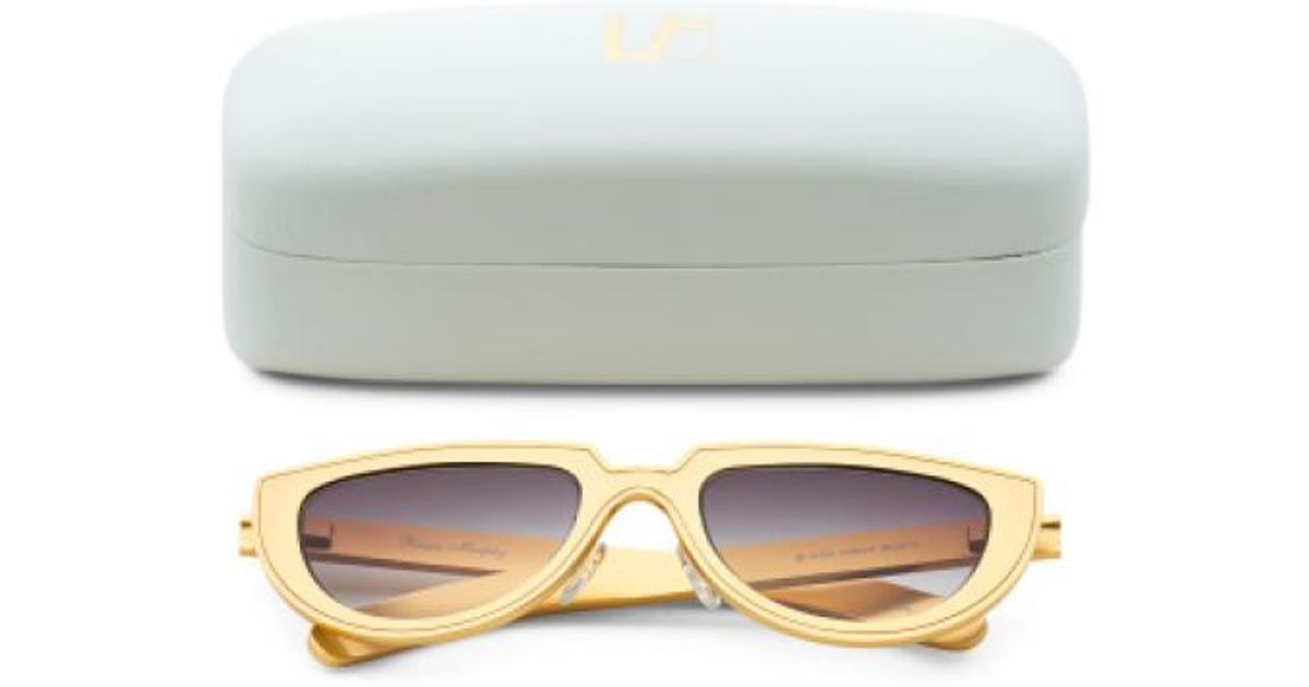 715d1c1bed93f Lyst - Tj Maxx Made In Japan Designer Sunglasses in Metallic