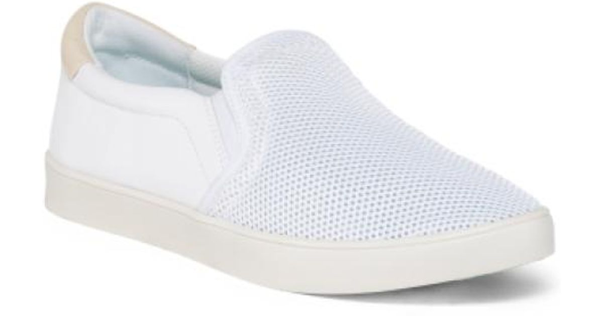 0b7b0a381d4 Tj Maxx - White Comfort Twin Gore Slip On Shoes for Men - Lyst