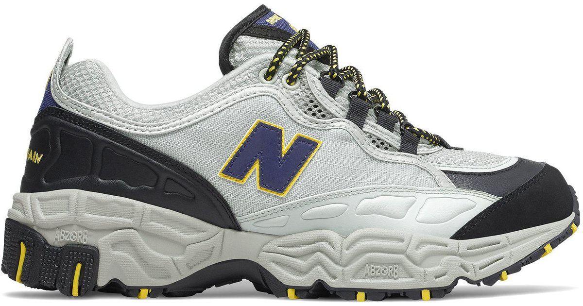 NEW BALANCE Sneakers '801 All Terrain' Grigio Blu