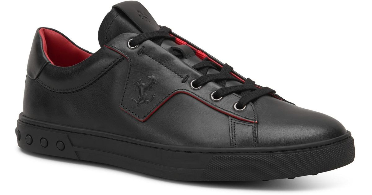 for Ferrari Sneakers in Leather Tod's OwSyCfPm