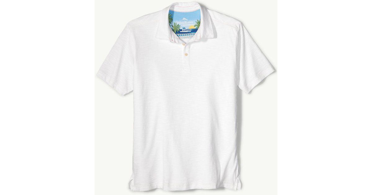 Discount Shop Offer Tommy Bahama Portside Palms Polo Shirt Ebay Online rkqkK