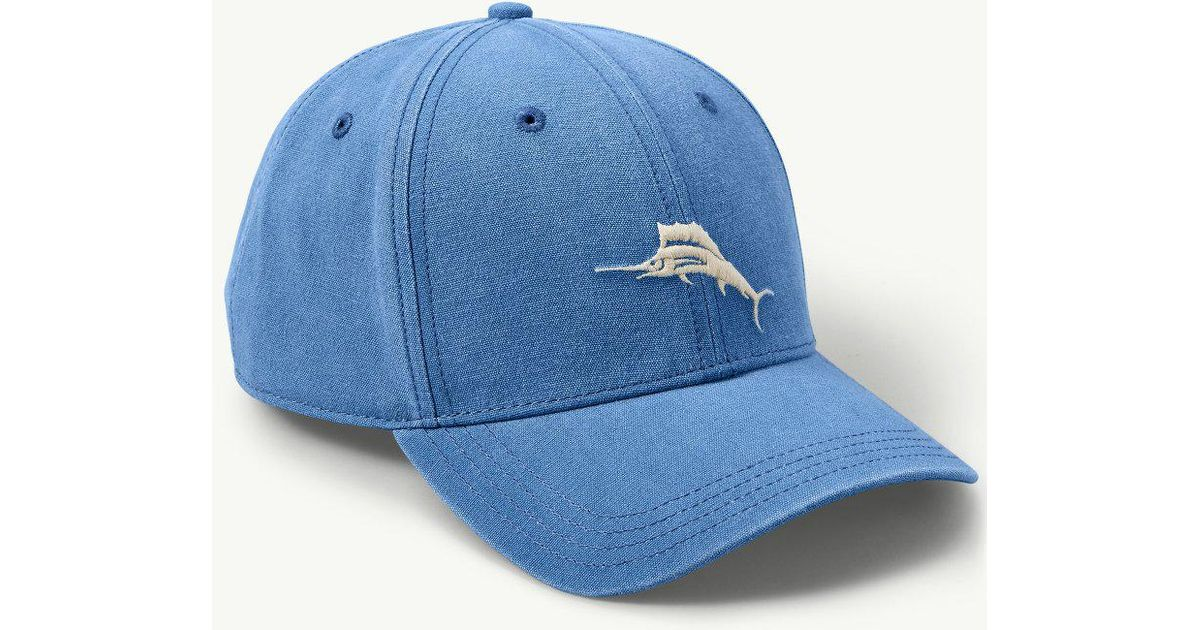 Lyst - Tommy Bahama New Antigua Cove Cap in Blue for Men ae8b5dc80745