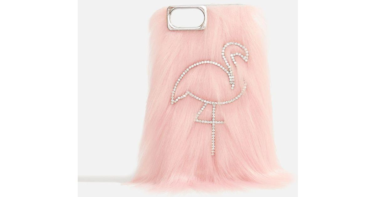 buy popular 85003 94856 Skinnydip London Pink Candy Flamingo 6/7 Iphone Case By Skinnydip