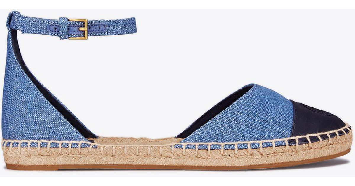 COLOR-BLOCK LEATHERANKLE-STRAP ESPADRILLE 158 109 buy cheap low shipping fee rfQaFjW