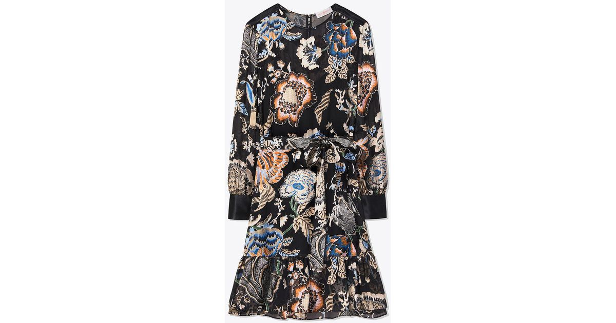 d5d46a30afc3 Lyst - Tory Burch Gwyneth Dress - Save 14%