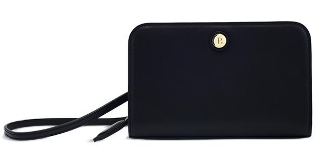 5ca3447fa537 Paravel Porter Crossbody in Black - Save 5% - Lyst