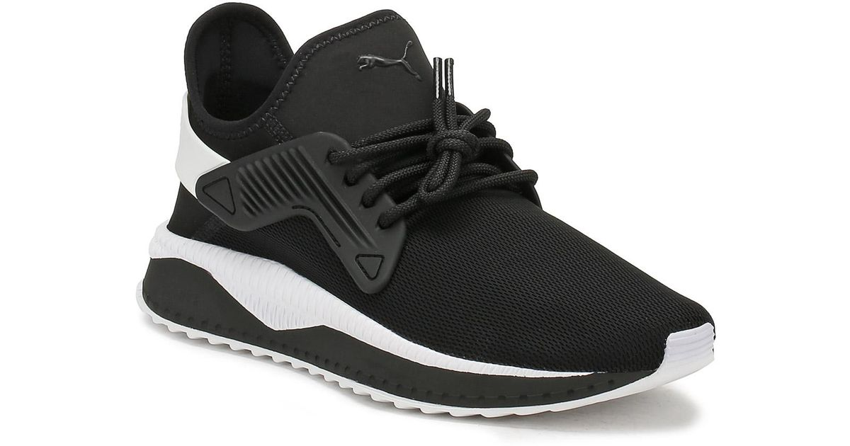 48bd856645d5 PUMA Mens Black Tsugi Cage Trainers Men s Shoes (trainers) In Black in Black  for Men - Lyst