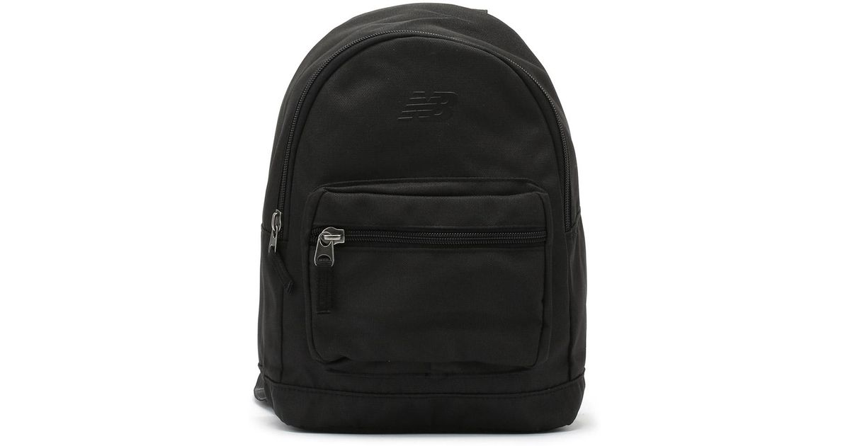new balance logo backpack