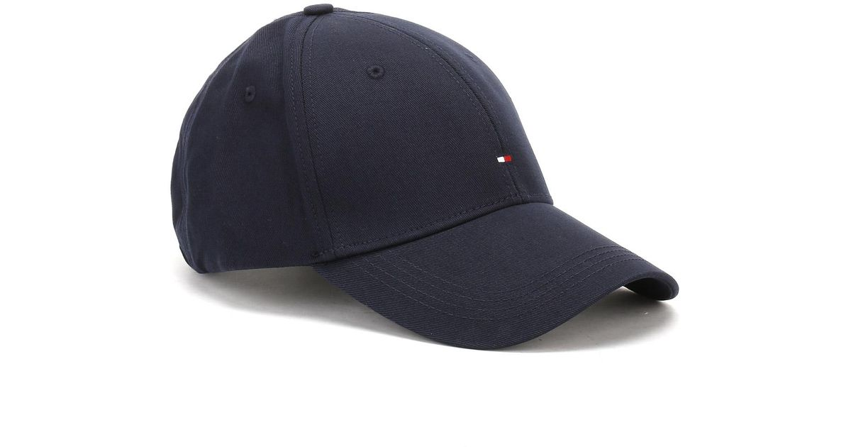 a05048b10e4 Tommy Hilfiger Midnight Black Classic Bb Cap in Black for Men - Lyst