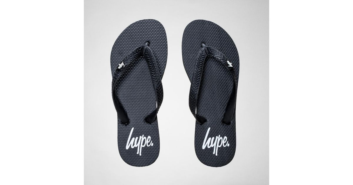 47ffc68ebc82 Hype Core Flip Flop Flip Flops in Black for Men - Lyst