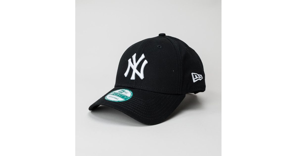 25cbc50e9 Ktz New Era 940 Leag Basic Nayyan Hats in Black for Men - Lyst