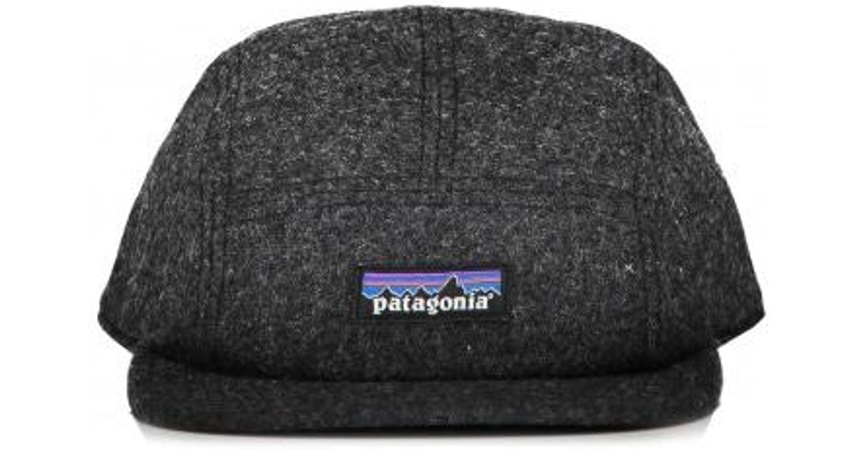 edc97fd0 Patagonia Recycled Wool Cap in Gray for Men - Lyst