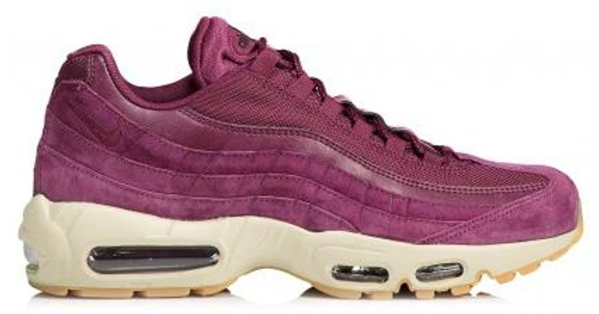 Nike Men's Air Max 95 SE Purple Sneaker