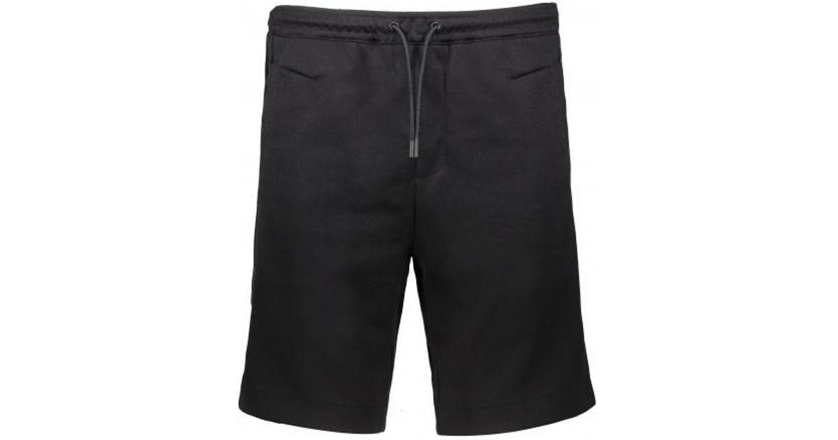 489cf5d18 BOSS Headlo Shorts 003 in Black for Men - Lyst