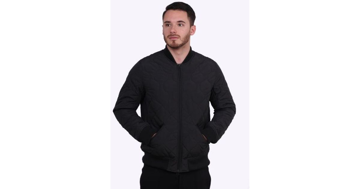 74c9b48a5 Adidas Originals - Black X Wings & Horns Insulated Bomber for Men - Lyst