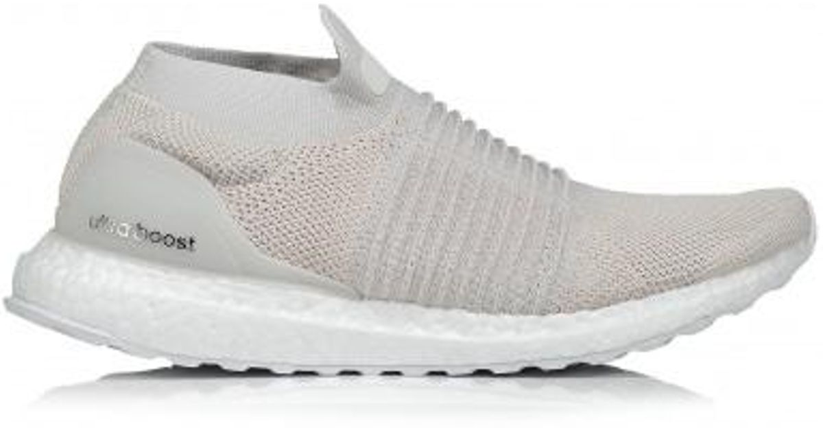 0611d61d49730 Adidas Originals Ultraboost Laceless in Natural for Men - Lyst