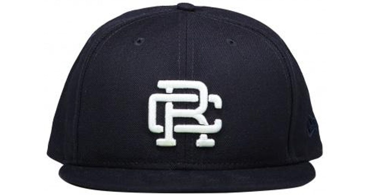 f0d39822e71 Lyst - Reigning Champ X New Era Embroidered Cap in Blue for Men