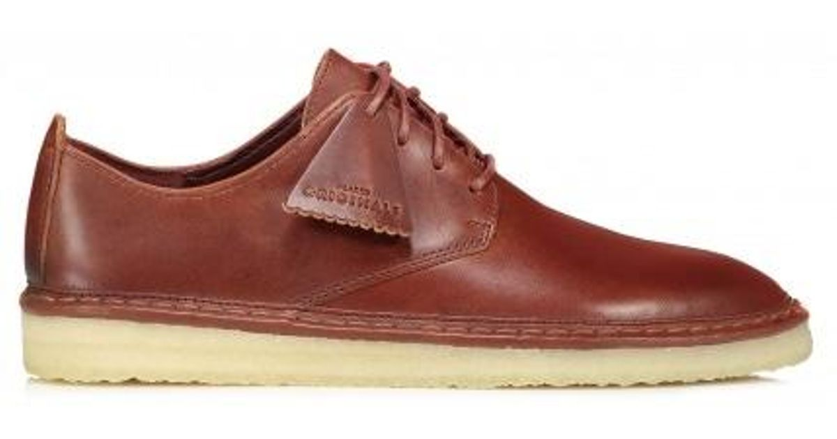 e140df99015 Clarks Walbridge Lace Leather in Brown for Men - Lyst