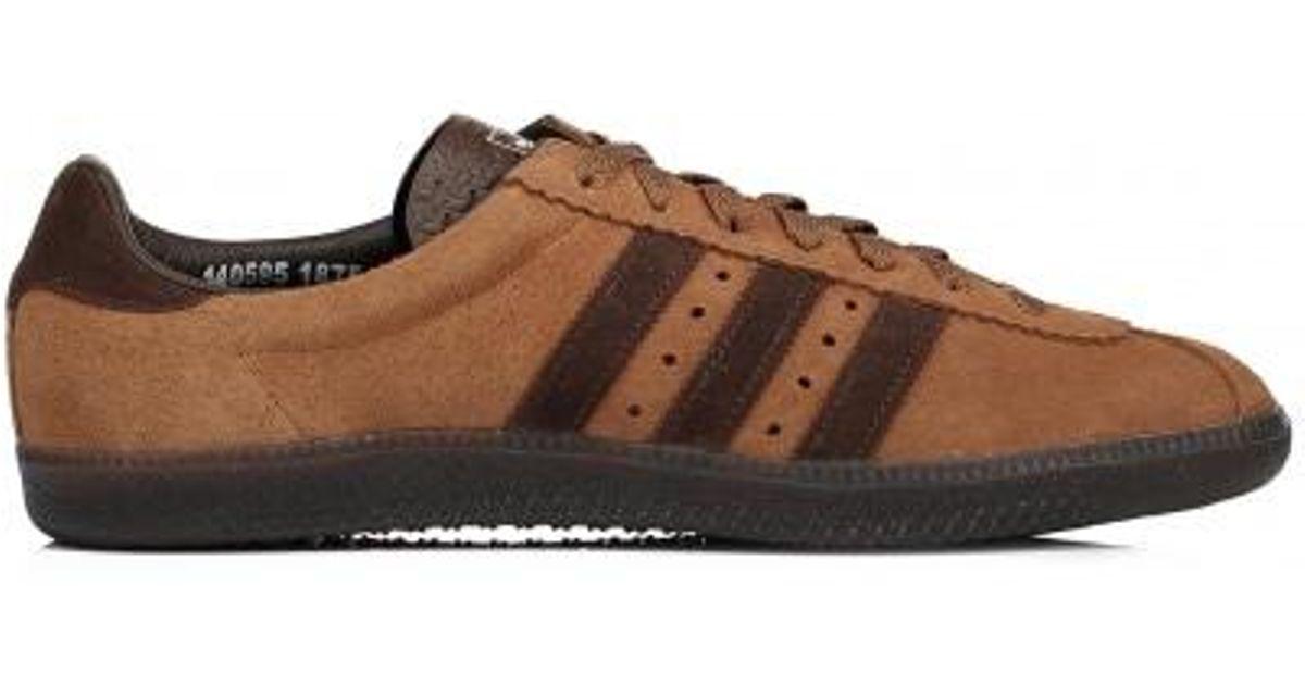 adidas Originals Padiham Spzl in Brown for Men - Lyst 1b9fee0bb