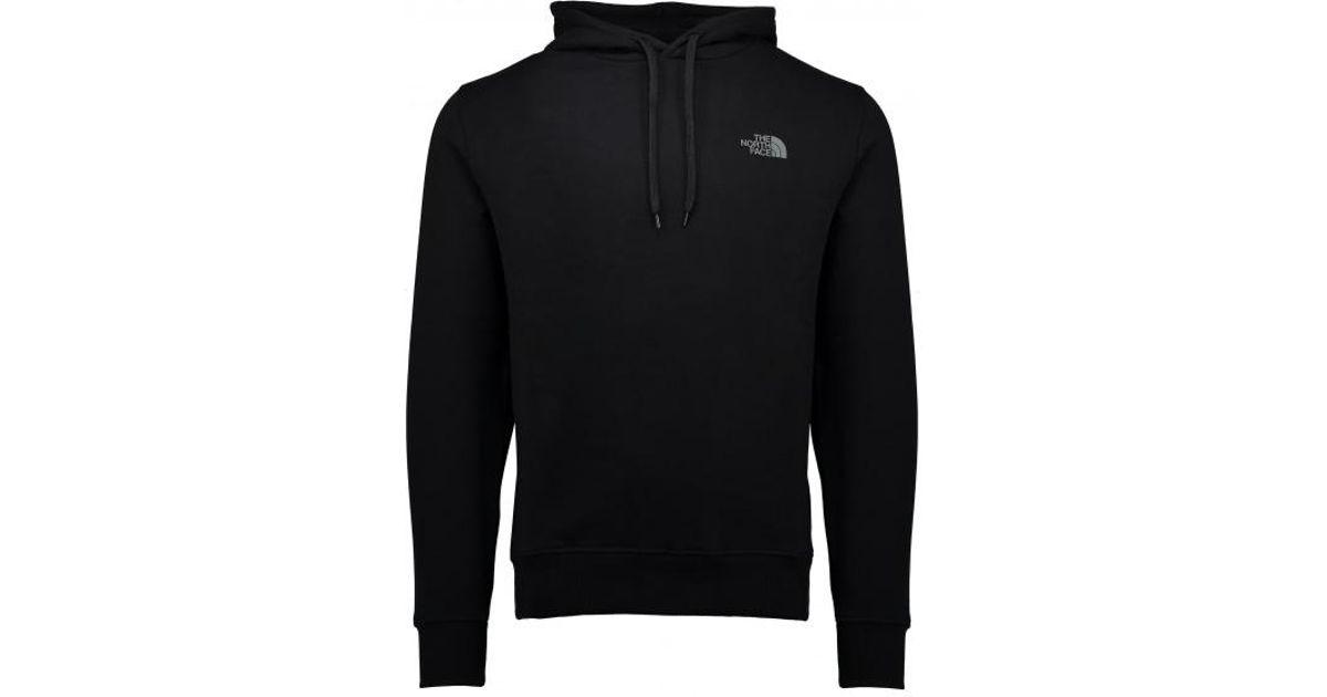 Lyst - The North Face Seasonal Drew Peak Hoodie in Black for Men f0ef75c7d09d