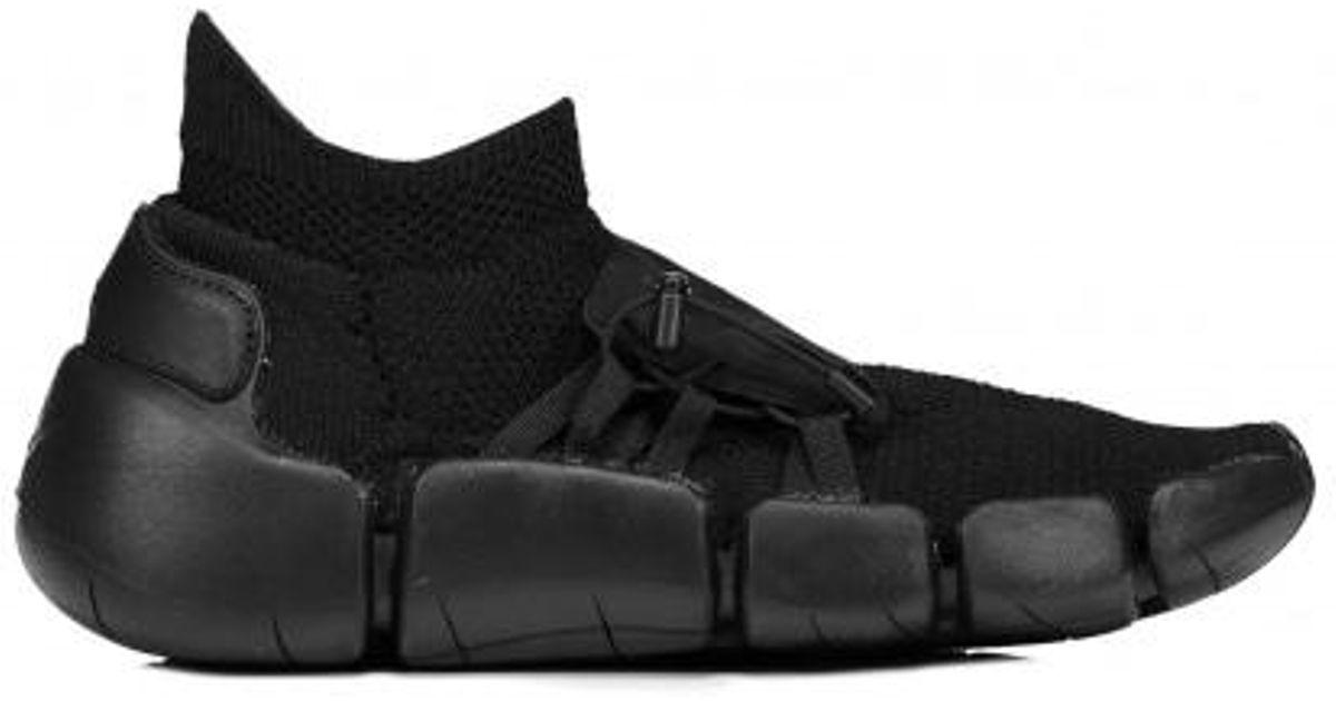 Nike Footscape Flyknit Dm in Black for Men - Lyst c437e7ab6