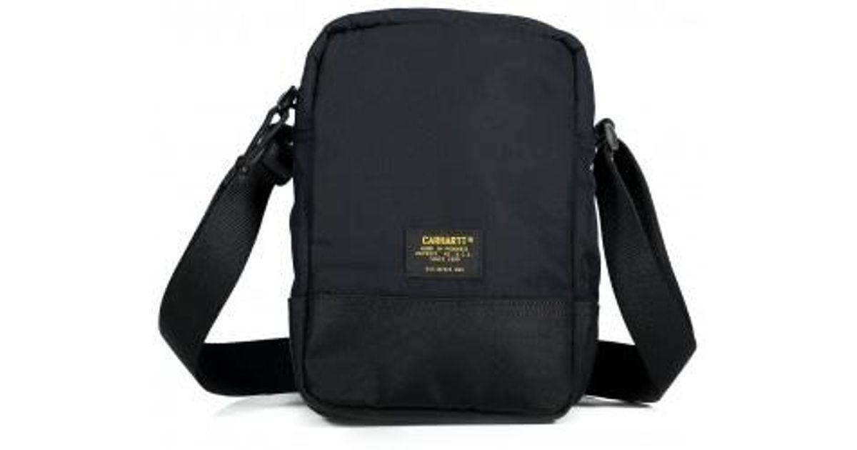 c9d728eacf Carhartt Military Shoulder Bag in Blue for Men - Save 39% - Lyst
