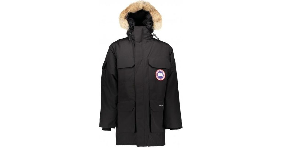 d95fe47d49a Canada Goose Expedition Parka Rf in Black for Men - Lyst