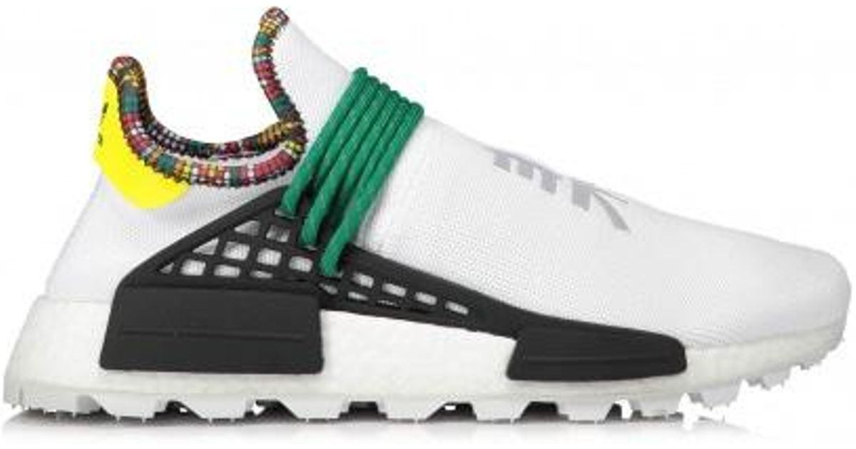 addd710ce538e adidas Originals Pw Solar Hu Nmd in Green for Men - Lyst