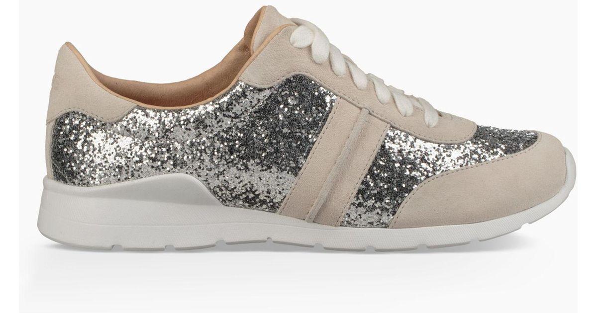 1a2e41218df Ugg Metallic Jaida Glitter Sneaker Jaida Glitter Sneaker