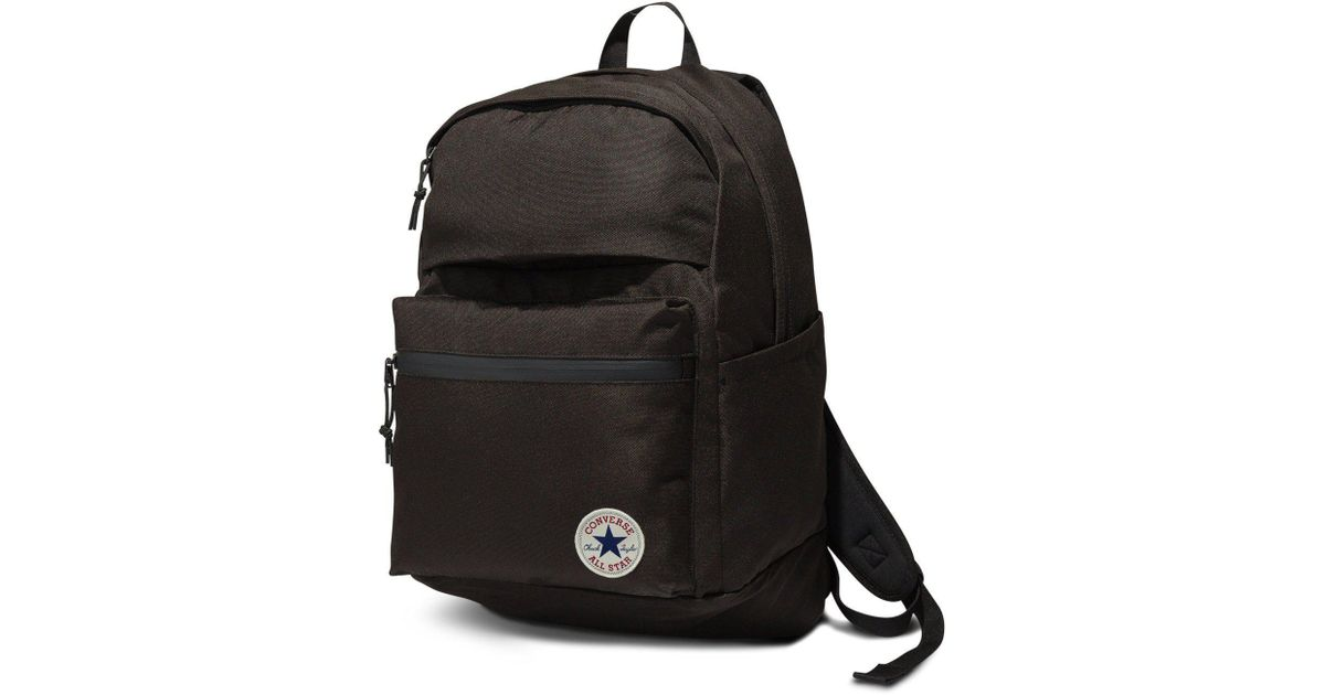 c5759762288b Converse All Star Core Plus Ss17 Backpack Bag in Black for Men - Lyst
