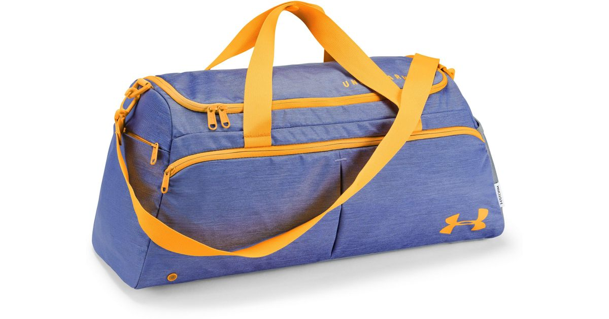 d688c01679 Lyst - Under Armour Women s Ua Undeniable Duffle- Small in Blue
