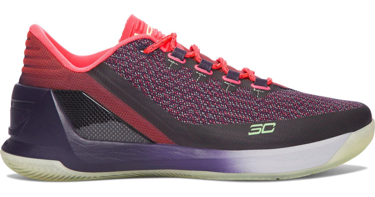 cd2e4c5dc56e8 Lyst - Under Armour Men s Ua Curry 3 Low Basketball Shoes for Men
