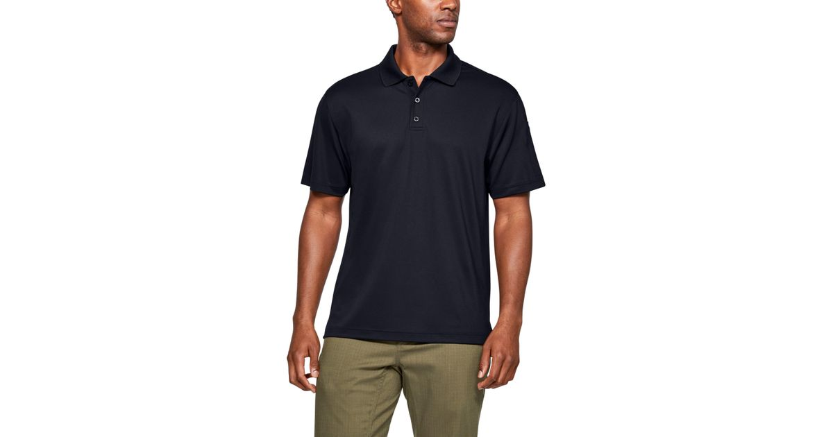 d7d6f93f2 Under Armour Tactical Performance in Black for Men - Lyst